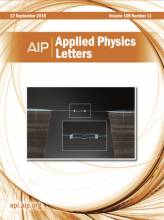 Suspending superconducting qubits by silicon micromachining - APL cover