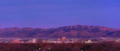 View of Albuquerque
