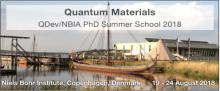 Quantum Materials in Condensed Matter Physics